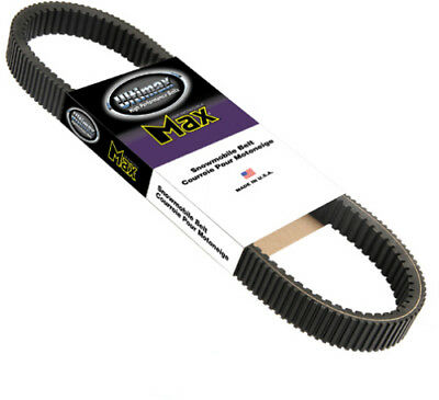 Carlisle Incredible Max 3 Snowmobile Belt P/N Max1107M3 22-1107M3 MAX1107M3