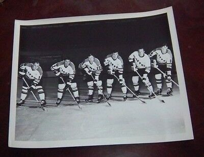 Baltimore Clippers 6 Players 1960's  from the Woody Ryan Collection 1