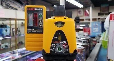 CST/Berger LM30 Lasermark Wizard Rotary Level & LD-100N Universal Laser Detector