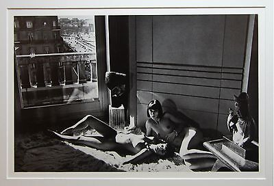 """Helmut Newton - """"Mannequins II"""" - original Photo Litho - Special Collection"""