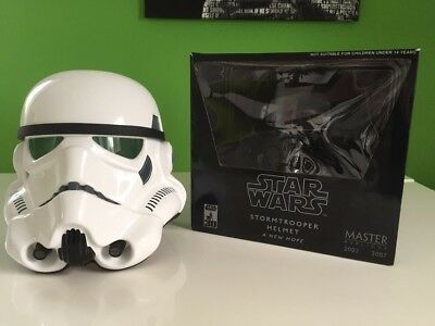 Star Wars - Master Replica 2007 - Stormtrooper Helm