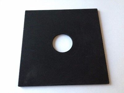 Sinar 4x5 Lens Board with #0 Copal Shutter Hole