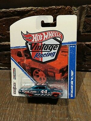 1/64 Hot Wheels Vintage Racing 1964 Ford Galaxie Morse Ford - VERY NICE