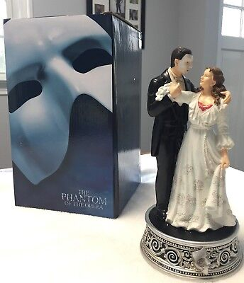Phantom of the Opera Music Box Limited Edition LE