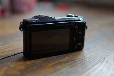 Sony Alpha a5000 20.1MP Digital SLR Camera - Black Body Only Excellent Condition