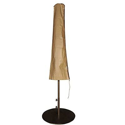 NEW Abba Patio Outdoor Market Umbrella Cover for 7 11 Ft Water Resistant Brown