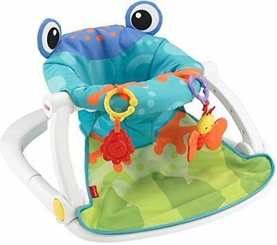 NEW Fisher Price Sit Me Up Floor Seat Multicolor FREE SHIPPING