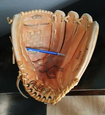 Rawlings RSG1 SupeRsize 13.5 Right Hand ball glove