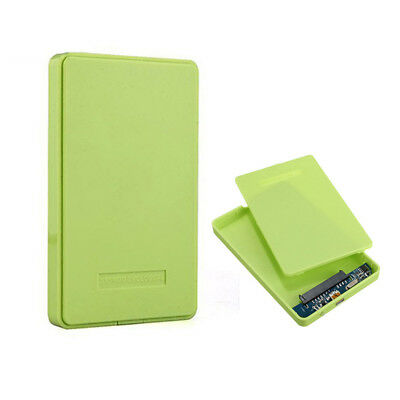 "USB3.0 External Hard Drives 2TB Hi-Speed 2.5"" Portable PC Mobile Hard Disk Case"