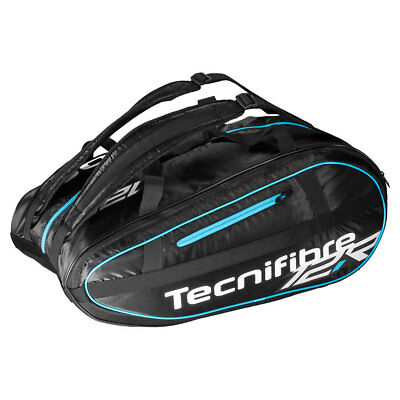 Tecnifibre Team Lite 12 Racquet Tennis Racquet Bag Black/Blue