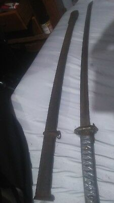 Antique Sword