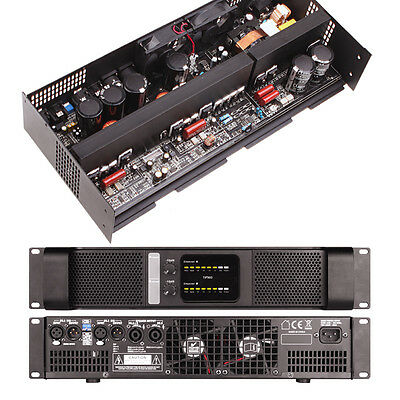 2 Channel 3000 Watts Professional Power Amplifier Audio StereoTulun play TIP900