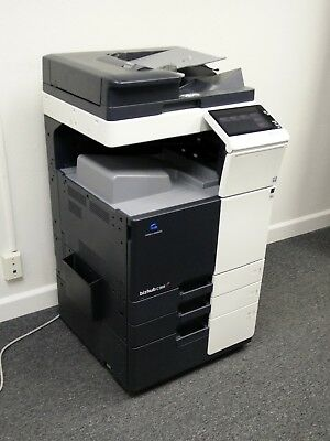 Konica Minolta Bizhub C368 Color Copier/Print/Scan/ Low TOTAL Meter 7,636!!!