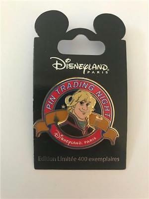 DLP- PIN TRADING NIGHT KRISTOFF from FROZEN LE 400 DISNEY PIN DLRP PARIS