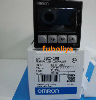 For ONE Omron E5CZ-Q2MT E5CZQ2MT Temperature Controller 100-240VAC #F62