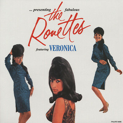 RONETTES - Presenting The Fabulous Ronettes - Vinyl Rock & Roll