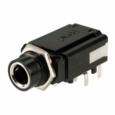 Jalco Professional Switched Jack Socket Connector JS5077 Jalco
