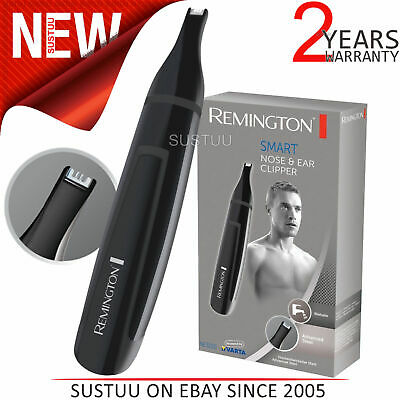 Remington Smart│Nose│Ear│Eyebrow│Men's Hair Washable Precision Trimmer│NE3150