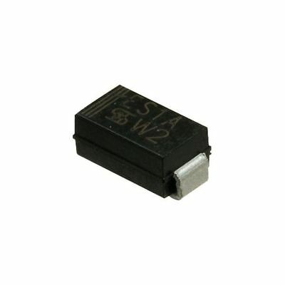 Taiwan Semiconductor 3A 100V SMD Schottky Rectifier Diode SK310A E3 (Pack of 3)