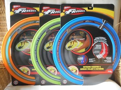 Wham-O Extreme Coaster X Flying Ring Frisbeescheibe Frisbee Wurfscheibe Wurfring