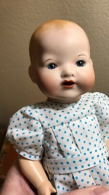 """Bleuette Baby Brother Bambino 10"""" Reproduction Just Beautiful"""