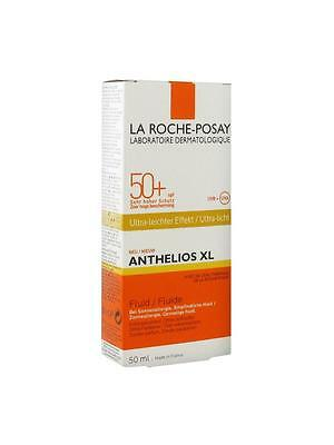 La Roche Posay Anthelios Ultra Light Fluid Facial Sunblock SPF50+ Clear/Tinted