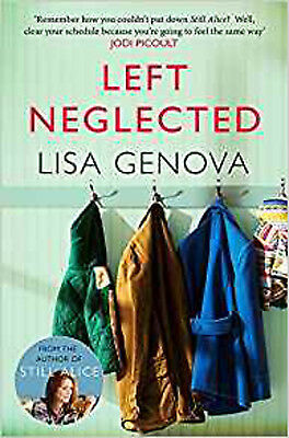 Left Neglected, New, Genova, Lisa Book