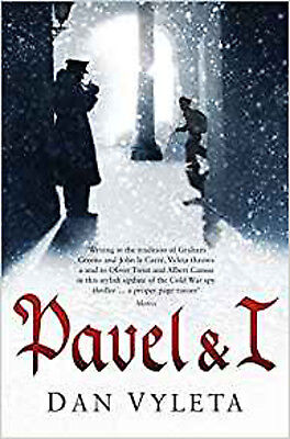 Pavel and I, New, Vyleta, Dan Book