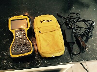 Trmble TSC3 field data collector excellent shape with accessories!