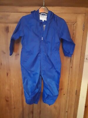 boys waterproof suit 2-3
