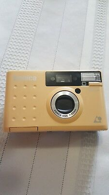 konica 25mm film very hard to find