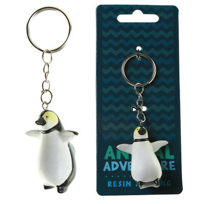 Cute Baby Penguin Key Ring Penguins Key Rings Key Chain Gift Idea Baby New Gift