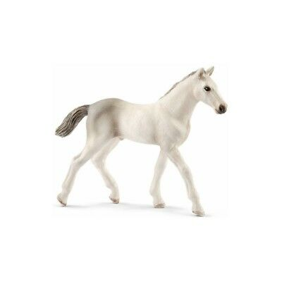 PULEDRO HOLSTEIN cavalli in resina SCHLEICH miniature 13860 Farm World FOAL età