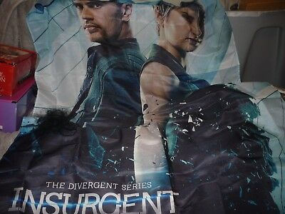 Fabic Poster, The Divergent Series Insurgent