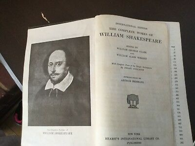 The Complete Works of William Shakespeare 1914