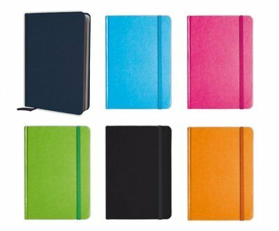 "Personal Notebook Set (6 Notebooks Total) 5.8"" x 8.3"" Lined Pages, Stationery..."