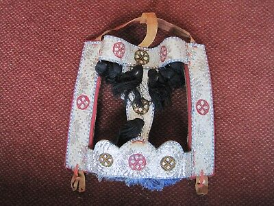 Horse Ceremonial Face Mask, African, Antique, FREE SHIPPING, E34