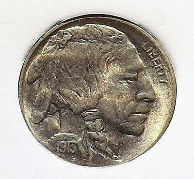 1913 Type 1 Buffalo Nickel BU+++++ Great Coin to Start a High Quality Set #1