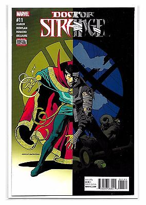 DOCTOR STRANGE #11 - Cover A - Kevin Nowlan Cover - Marvel Comics!