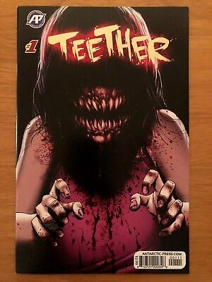 Teether #1 1st Print Antarctic Press Comics 2018 (Sold Out) NM
