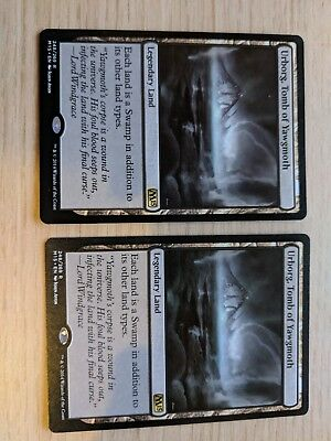 Urborg Tomb of Yawgmoth - M15 - Mint - 2 Available
