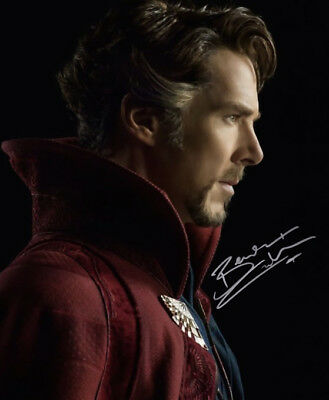 Benedict Cumberbatch Signed Photo 8X10 Rp Autographed  ** Doctor Strange **