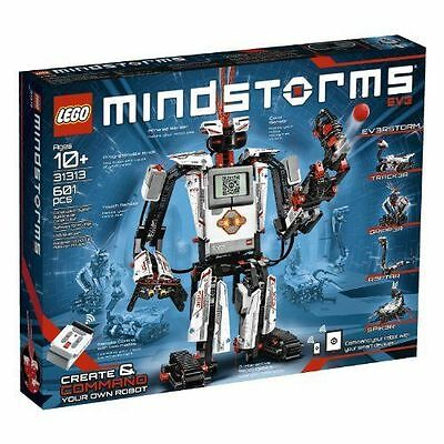 LEGO Mindstorms Robot EV3 31313 - Factory-Sealed, A+ Stock, Brand New!