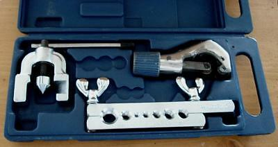 Imperial Single Flaring Tool with Tubing Cutter