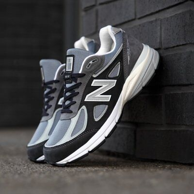 new product 5ae7f 6d1c7 NEW BALANCE 990V4 MADE in USA Magnet/Silver Mink Men's Comfy Lifestyle  Sneaker