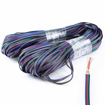 Wholesale 4Pin Extension Cable Wire RGB Connector For 3528 5050 LED Strip Light