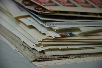 HUGE Dealer Collector Lot - Large MNH Sheets TOPIC Space, Art, Nature,..