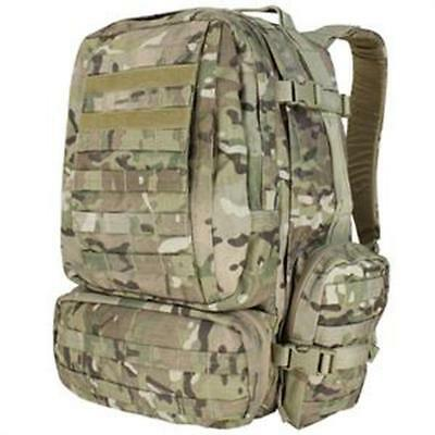 Condor Tactical 3 Day Assault Pack Multicam 125-008 - New with tags