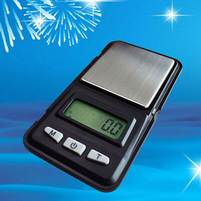 New 500g/0.1g Digital Pocket Scale Jewlery Scale LCD Display Pocket Scale Gold