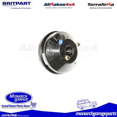 PART # STC1816 BRITPART BRAKE MASTER CYLINDER SERVO VACUUM BOOSTER COMPATIBLE WITH LAND ROVER SERIES 2A /& 3 ALL MODELS